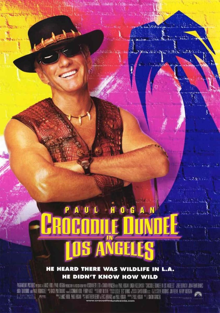 Crocodile Dundee In Los Angeles 2001 Imdb