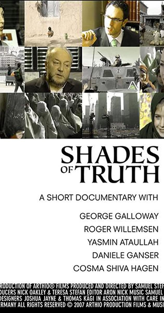 Shades of Truth: 5 Views on the War on Terror (2008) - IMDb