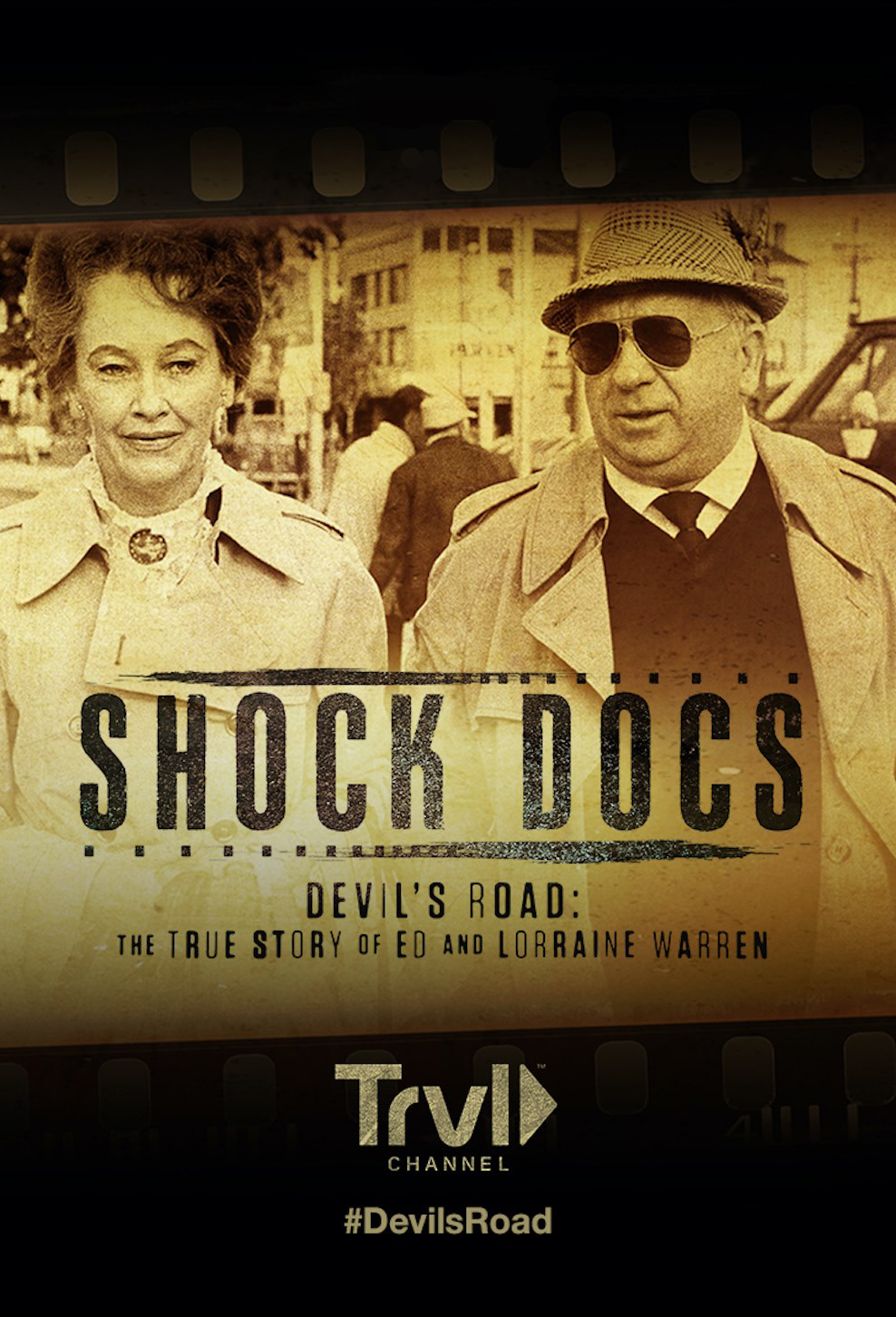 watch Devil's Road: The True Story of Ed and Lorraine Warren on soap2day