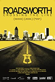 Roadsworth: Crossing the Line Poster