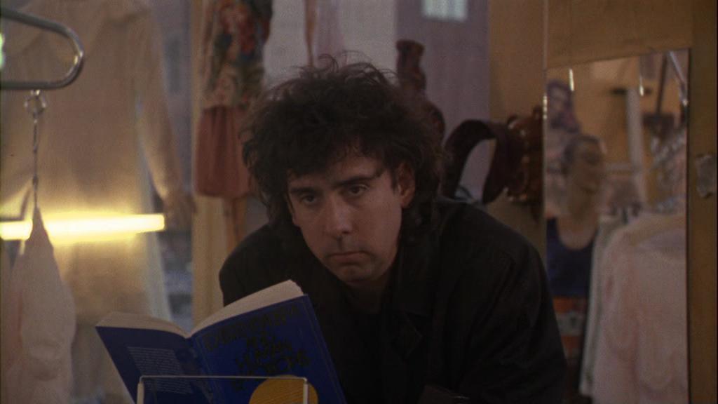 Tim Burton in Singles (1992)