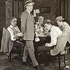 William Gillespie, James T. Kelley, and Harold Lloyd in Dr. Jack (1922)