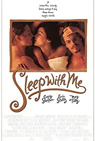 Eric Stoltz, Meg Tilly, and Craig Sheffer in Sleep with Me (1994)