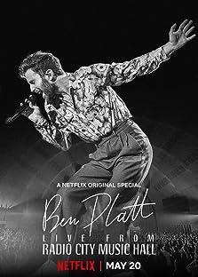 Ben Platt Live from Radio City Music Hall (2020 TV Special)