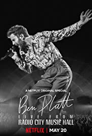 Ben Platt Live from Radio City Music Hall (2020) 720p
