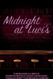 Midnight at Luci's Poster