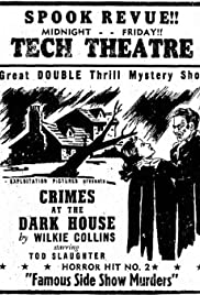 Crimes at the Dark House Poster
