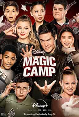 Adam Devine Goes To 'Magic Camp'