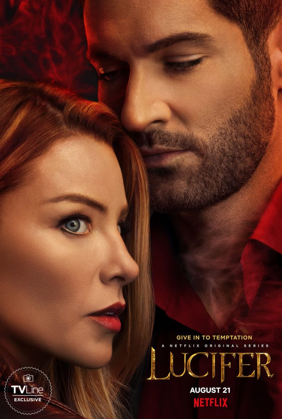 Lucifer (2021) Season 5 Part 2 Hindi Dubbed (Netflix)