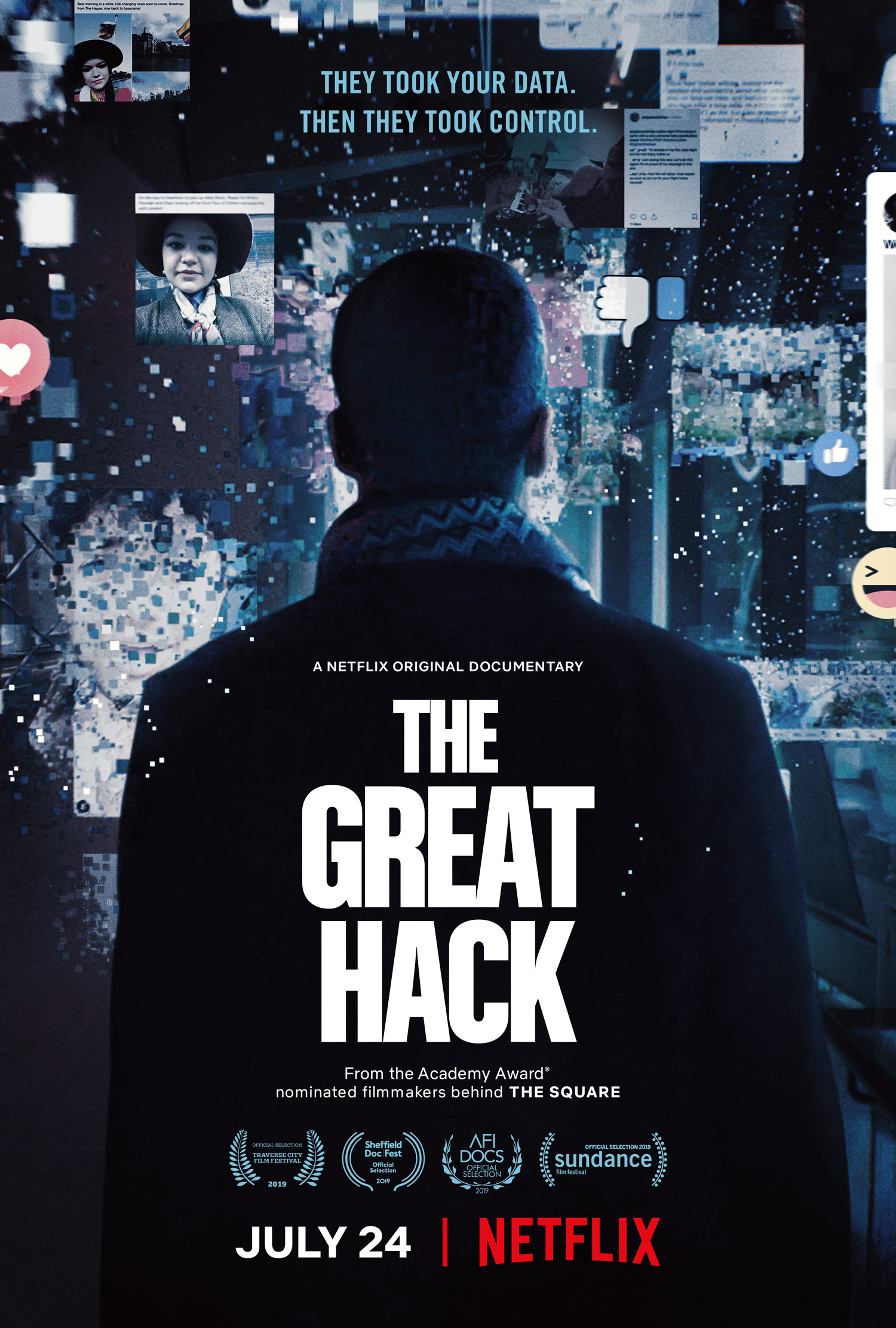 دانلود زیرنویس فارسی فیلم The Great Hack