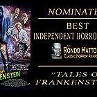 Mel Novak and Jim Tavaré in Tales of Frankenstein (2018)