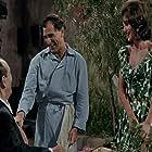 Nikos Fermas, Kostas Hatzihristos, and Nelly Pappa in Tis kakomoiras (1963)