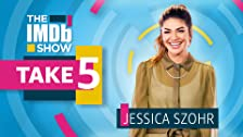 Take 5 With Jessica Szohr