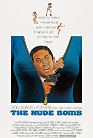 The Nude Bomb Poster