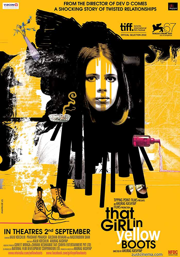 That Girl in Yellow Boots (2010) centmovies.xyz