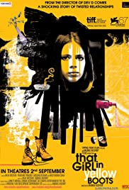 That Girl in Yellow Boots(2010) Poster - Movie Forum, Cast, Reviews
