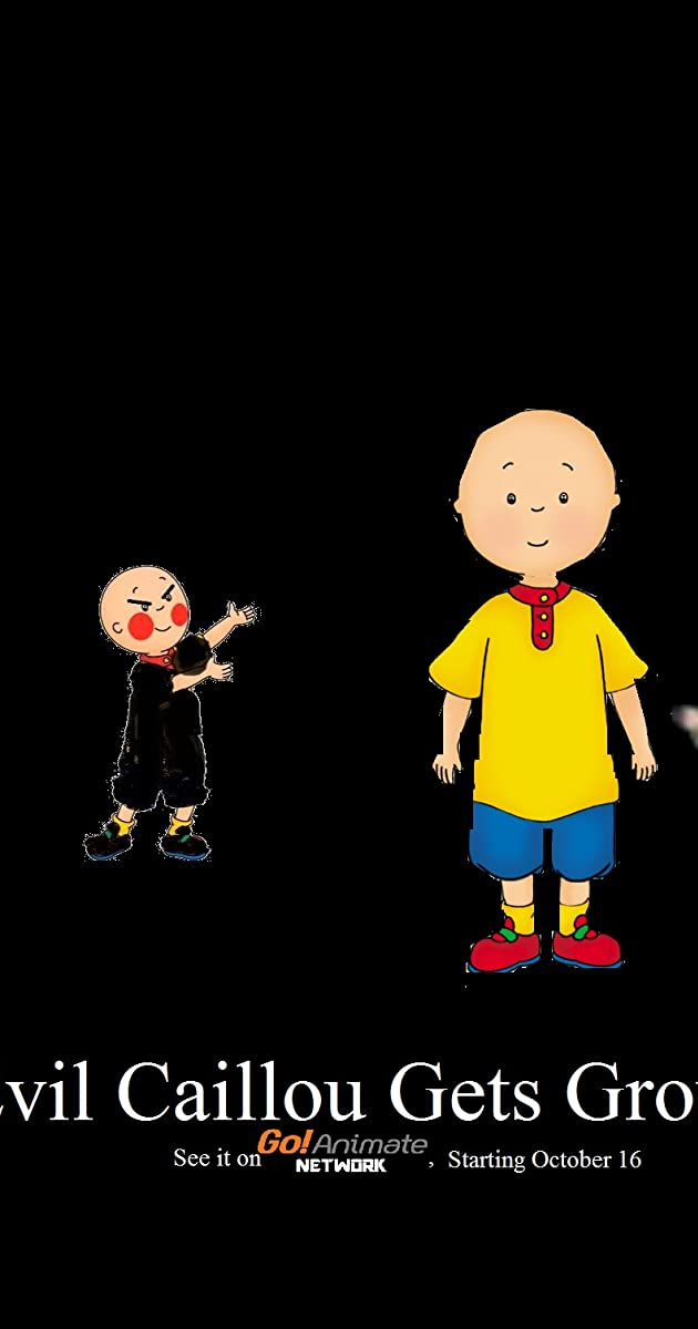 Image of: Wallpaper Star Trek Reviewed Goanimate Evil Caillou Gets Grounded tv Series 2017 Imdb
