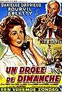 Un drôle de dimanche (1958) Poster