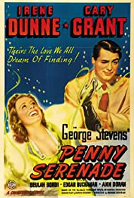 Poster for Penny Serenade