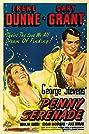 Penny Serenade (1941) Poster