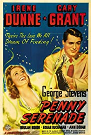 Penny Serenade (1941) Poster - Movie Forum, Cast, Reviews