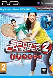 Sports Champions 2 Poster