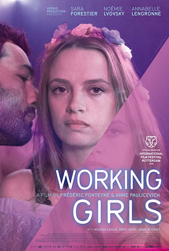 Working Girls 2020 HDRip 720p Hollywood Movie [Hindi or French] 878MB