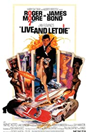 Inside 'Live and Let Die' Poster