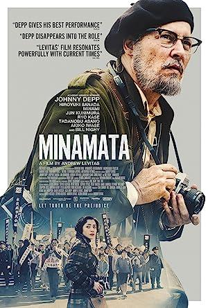 Where to stream Minamata