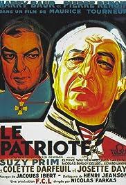 Le patriote Poster