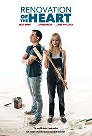 Sean Wing and Louise Dylan in Renovation of the Heart/It's a Fixer Upper (2019)