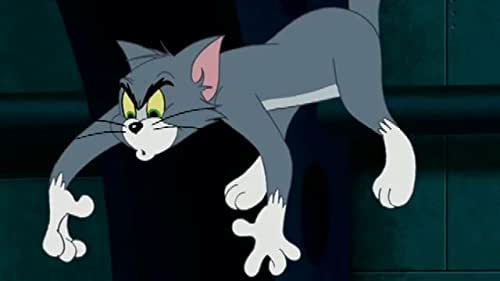 Tom And Jerry Around The World: Spaced Out Cat-Gravity