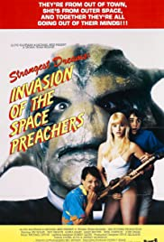 Strangest Dreams: Invasion of the Space Preachers Poster