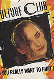 Culture Club: Do You Really Want to Hurt Me Poster