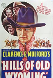 Hills of Old Wyoming Poster