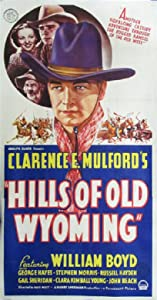 Hills of Old Wyoming Nate Watt