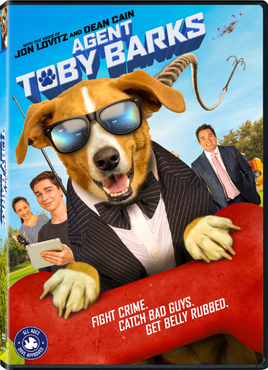 Agent Toby Barks download