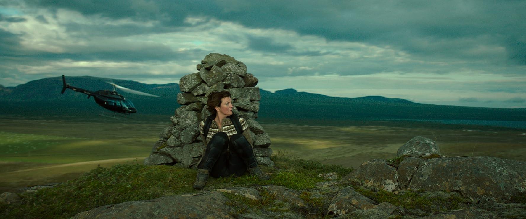 Halldóra Geirharðsdóttir in Kona fer í stríð (2018)