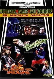 Mutantz, Nazis and Zombies Poster