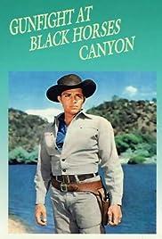 Gunfight at Black Horse Canyon Poster