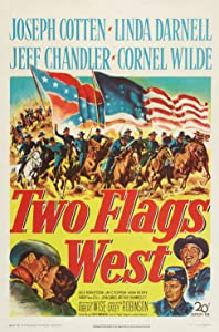 All movies mp4 download Two Flags West [mov]