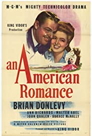 Image result for an american romance 1944