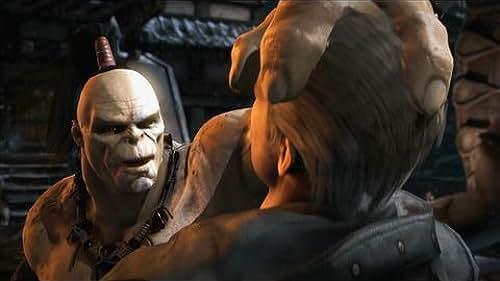 Mortal Kombat X (VG)