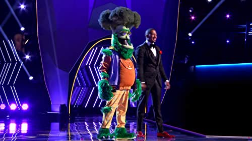 The Masked Singer: Jenny Guesses For Broccoli
