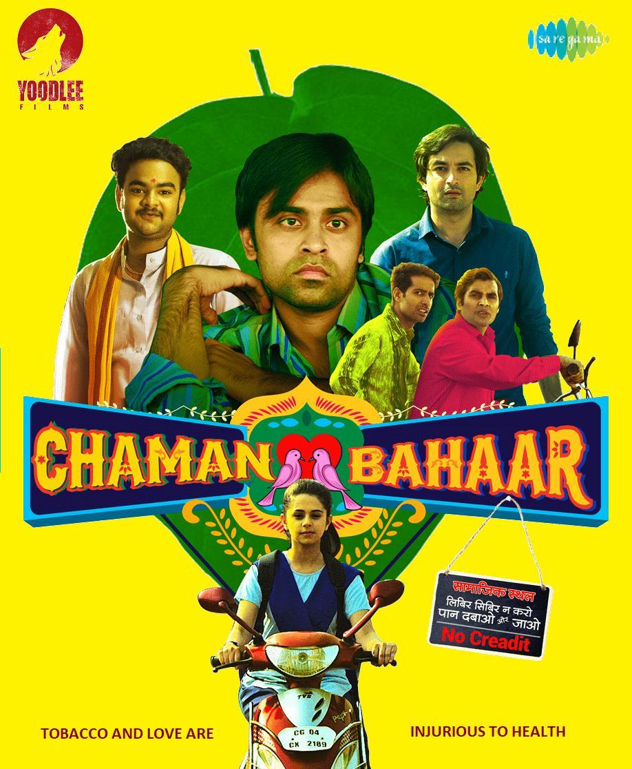 Chaman Bahaar (2020) Hindi Movie 720p HDRip 350MB Download