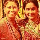 Rasika Joshi and Aasiya Kazi in Bandini (2009)