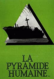 La pyramide humaine Poster