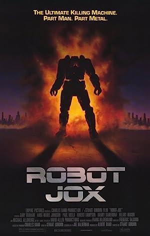 Robot Jox Poster Image
