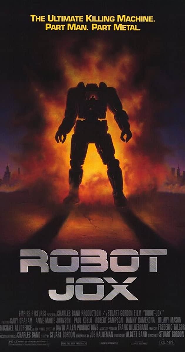Subtitle of Robot Jox