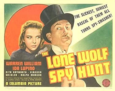 Much movies The Lone Wolf Spy Hunt by Sidney Salkow [hd720p]
